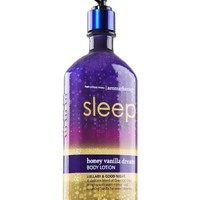 "Bath & Body Works ""Sleep"" Honey Vanilla Dream Body Lotion 6.5 fl. oz."
