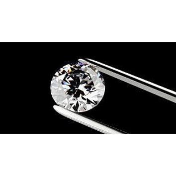 NEO X1 Moissanite Loose Round Cut Diamond