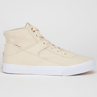 Project Canvas Primary Hi Mens Shoes Natural  In Sizes