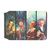 Doctor Who Panels Travel Pass Holder