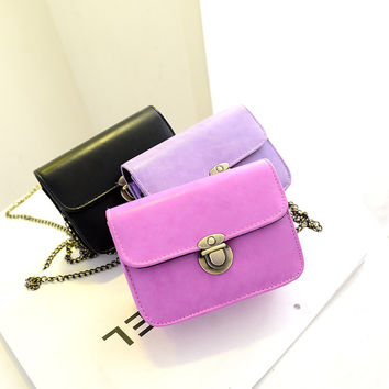 Vintage Stylish Sweets Lovely Mini One Shoulder Bags [6581805511]