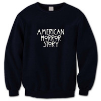 American Horror Story new design for sweater sweatshirt