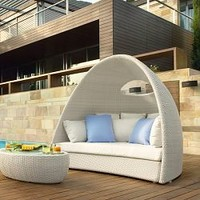 Roberti, Igloo, Outdoor, Sofa, patio - HomeInfatuation.com.