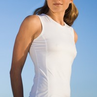 Vinyasa Yoga Top for Women, Sleevless, High-Energy Yoga Wear, Jersey - Island Importer