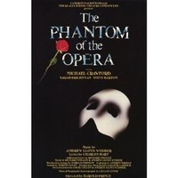 Phantom of the Opera, The Poster Broadway Theater Play 11x17 Michael Crawford Sarah Brightman Vintage Art MasterPoster Print, 11x17