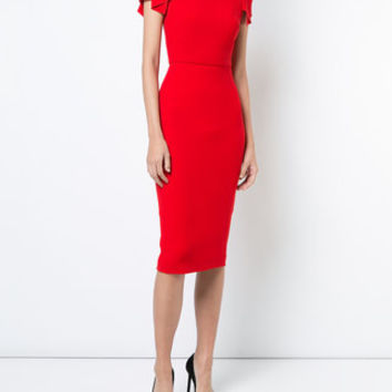 Roland Mouret Royston Dress - Farfetch