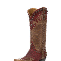 Old Gringo Women's Raelene Boot - Red/Oryx
