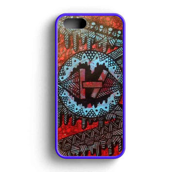 Twenty One Pilots Tattoo Art  iPhone 5 Case iPhone 5s Case iPhone 5c Case