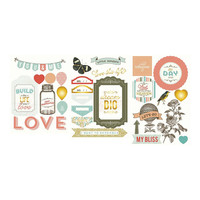 Project Life Adventure Chipboard Stickers