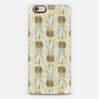 Pineapple Jungle Earthy iPhone 6s case by Lisa Argyropoulos | Casetify