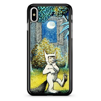 Max Where The Wild Things Are iPhone X Case