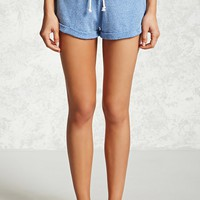 Heathered PJ Shorts