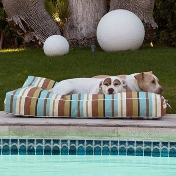 Luxury Outdoor Floor Pillow