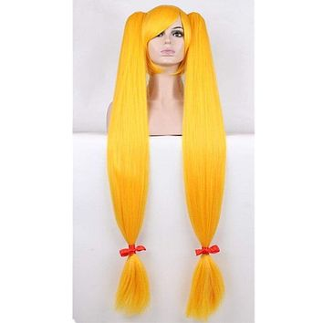 Top quality hair jewelry 700g synthetic hair wear extension hair accessories as Arena Of Valor Angela cosplay wigs Macchar Cosplay Catalogue