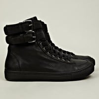 Men's Skate Buckled Sneaker