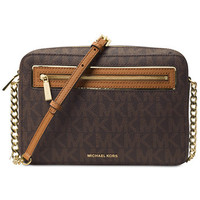 MICHAEL Michael Kors Frame Out Large East West Crossbody | macys.com