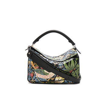 Loewe Strawberry Puzzle Bag in Multicolor | FWRD