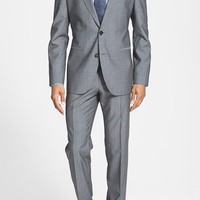 BOSS HUGO BOSS 'Jefford/Lennon' Trim Fit Wool Suit