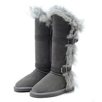 DHL Women's UGG snow boots warm cotton shoes _1686248855-138