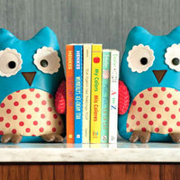 Skip Hop Zoo Bookends Owl