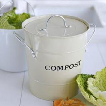 Kitchen Compost Bucket ? Cox & Cox, the difference between house and home.