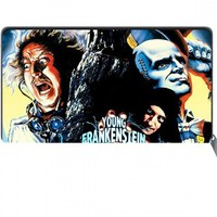 "Women's ""Young Frankenstein"" Zip Wallet by Rock Rebel"