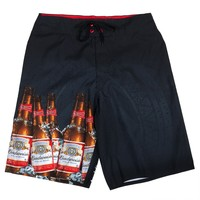 Budweiser - Photo Real Bottles Board Shorts