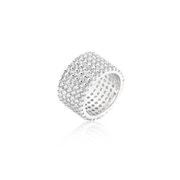 Simplistic Silver Ring - Similar to Cartier