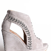 Matiko Pocca Wedges - $98.50 : ThreadSence.com, Free-spirited fashion for the indie-inspired lifestyle