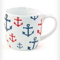 Anchors Away! Mug | PLASTICLAND
