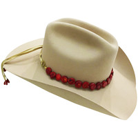 Coral Hat Band