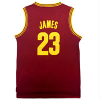 Lebron James Jersey - #23 Cleveland Cavaliers
