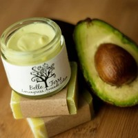 Lotion - Avocado Lemongrass - 99.5% Natural