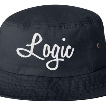 logi bucket hat