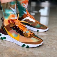 Kuyou Gx29826 Nike Upcoming React Element 87 Sneaker Cj6897-113