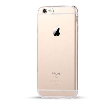 DCCKHY9 Transparent Clear Soft Silica Gel TPU Case Silicone Cover for iPhone 6 iPhone6 Plus Ultra Thin Mobile Phone Case 2015 Hot Sale