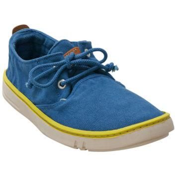 Timberland Earthkeepers Hookset Handcrafted Canvas Oxford Blue Blue Sneaker