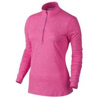 Nike Dri-FIT Element 1/2 Zip - Women's at Eastbay