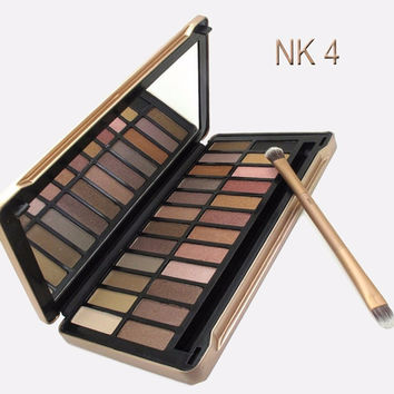 [BIG SALE} NEW Naked 4 Eye Shadow Palette