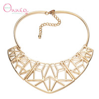 New Good Quality Necklace Vintage fashion necklace collar Necklaces & Pendants choker chunky chain statement necklace