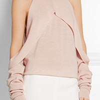 Dion Lee - Cutout merino wool sweater