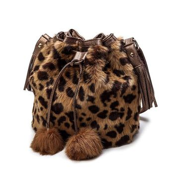 Fifi | 'Fur Bucket' Bag