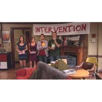 Intervention Banner as seen on How I Met Your Mother