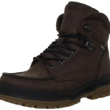 ECCO Men's Track 6 GTX Moc Toe Boot