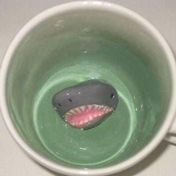 Shark Surprise Mug (In Stock)