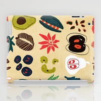 Fruit and Spice Rack iPad Case by Budi Satria Kwan