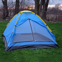 Two Person Tent Happy Camper With Carry Bag