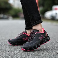 Best Deal Online Under Armour UA Scorpio Women Running Shoes Black Pink