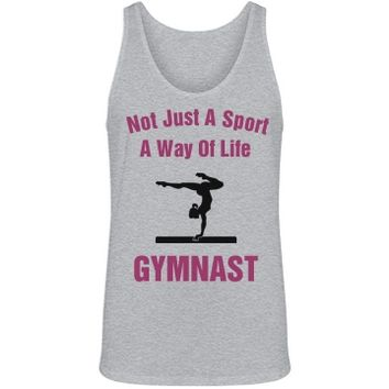 Gymnast, a way of life: Creations Clothing Art