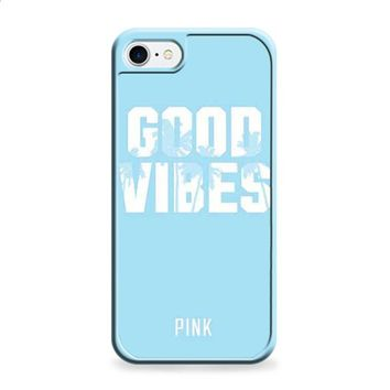 Love Pink good vibes iPhone 6 | iPhone 6S case
